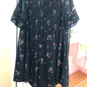 Wilfred babydoll dress